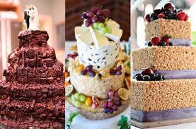 alternative wedding cakes wedding cake alternatives goodtoknow