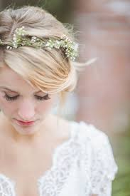 bridal crowns ethereal white flower bridal crowns you won t miss weddceremony