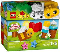 bricker part lego 98233 duplo plate 2 x 6