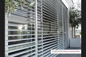 Solar Venetian Blinds External Blinds News Architects Journal