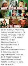 25 best memes about favorite christmas movie favorite