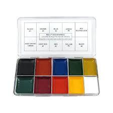 reel creations reel color wheel palette camera ready cosmetics