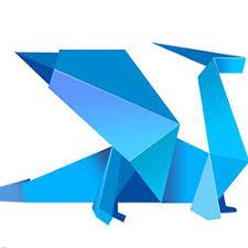 Origami Illustrator - multimedia institutes courses web designing graphic
