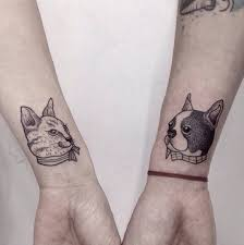 15 dog tattoos to celebrate your furry best friend