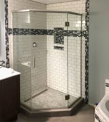 Corner Shower Glass Doors Shower Glass Pictures Area Glass Wi Oregon