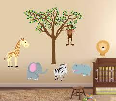 Custom Nursery Wall Decals by Cik1790 Full Color Wall Decal Bedroom Children U0027s Custom Baby