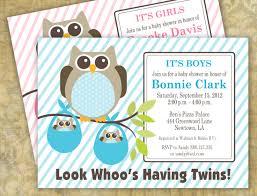free printable baby shower invitations for twins boy and