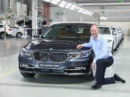 bmw manufacturing plant in india 50 000th made in india bmw rolls out of chennai plant
