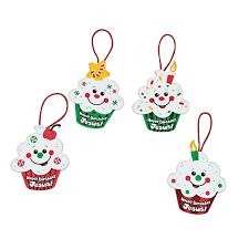 happy birthday jesus u201d cupcake ornament craft kit