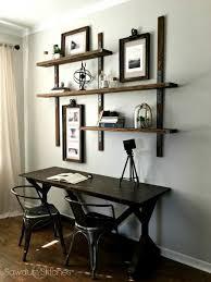 Staggered Bookshelves by Best 25 Diy Wall Shelves Ideas On Pinterest Picture Ledge