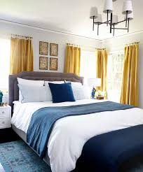 royal blue bedroom curtains 15 gorgeous blue and gold bedroom designs fit for royalty master