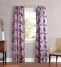 Floral Lined Curtains Details About Four Piece Pink Floral Lined Curtain Panel Set