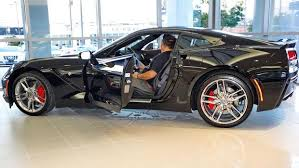 2014 corvette black review 2014 corvette stingray now on the showroom floor includes