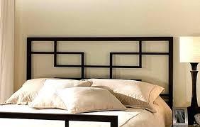 headboard bed headboard metal single bed white metal headboards