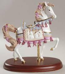 Lenox Christmas Carousel Ornaments by Lenox Christmas Carousel Animals At Replacements Ltd
