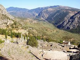 Delphi Greece Map by Elevation Of Delphi Greece Maplogs