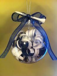 jingle bells wedding favors christmas wedding exit diy black
