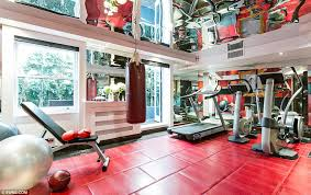 celebrity home gyms london flat once home to rihanna and tom cruise for sale for 35m