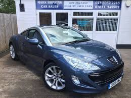 peugeot vehicles used peugeot cars for sale in eastleigh hampshire