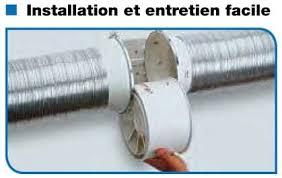 extracteur air cuisine unelvent td160 100n silent extracteur d air conduit 250454 td 160