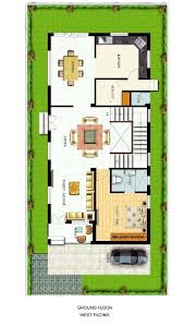 South Facing House Floor Plans Vastu House Plans Vastu Compliant Floor Plan Online