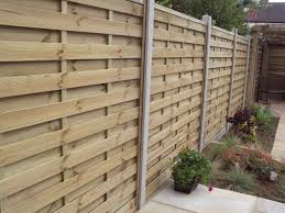fencing little acorns landscapes