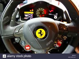 Ferrari F12 2013 - iaa frankfurt motor show 2013 ferrari f12 berlinetta steering