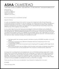 cover letter for hr administrator role starengineering