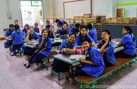 my typical day as a teacher in thailand tieland to thailand