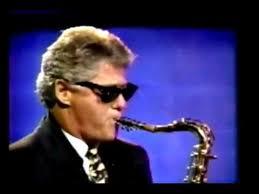 Saxophone Meme - bill clinton plays m83 youtube