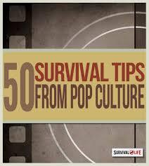Arm Chair Survivalist Design Ideas Survival Tips From Pop Culture Survival