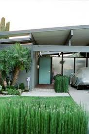 i recently met a new eichler owner who loves his new house and