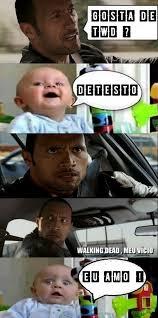 Meme Bebe - twd meme bebe e motorista by twdmeuvicio on deviantart
