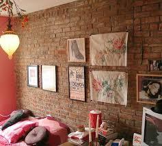 brick wall design brick walls modern interior design online meeting rooms