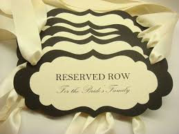 wedding seating signs best 25 reserved seating wedding ideas on reserved