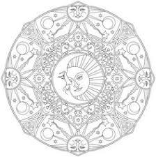 celestial mandala print color jpg