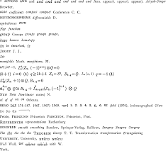 examples of recognition results by inftyreader