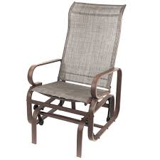 naturefun outdoor patio rocker chair balcony glider Patio Rocking Chair