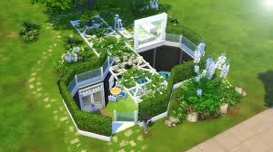Home Designs Sims 4 Underground Houses Underground Home Builders Creative Home