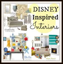 Home Interiors Collection by Disney Home Collection Disney Inspired Interiors Magical Rooms
