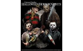 universal studios hollywood unleashes trio of slasher films for