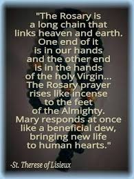 best 25 rosary novena ideas on our of rosary