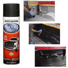 Rustoleum Bed Liner Kit 15 Oz Black Automotive Truck Bed Coating Spray Paint 248914 Ebay