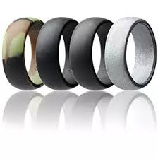 rubber wedding rings for guangdong oem embossed silicone rubber wedding ring for band