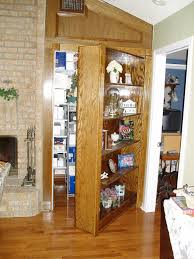 exterior interesting secret passage bookcase with elegant