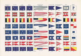 Nautical Code Flags Naval Flags Of The World Argentina Austria Hungary Belgium