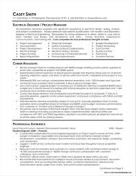 sample resume program manager fire alarm project manager sample