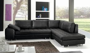 canapé d angle cuir canapé d angle design en cuir afl literie