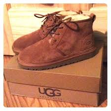 s ugg lace up boots ugg ugg lace up booties in chestnut from s closet on