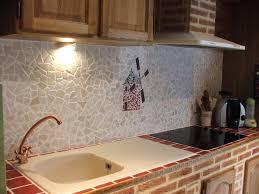 cr ence miroir cuisine faience cuisine beige meilleur idées de conception de maison